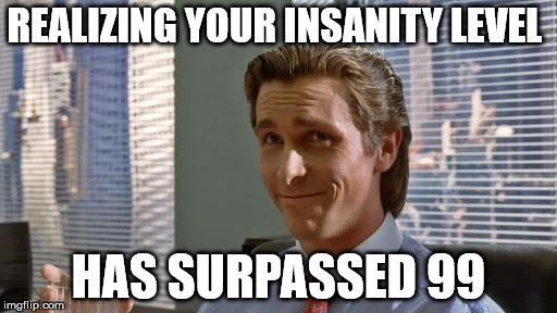 Funny Meme Generator App : American psycho memes imgflip