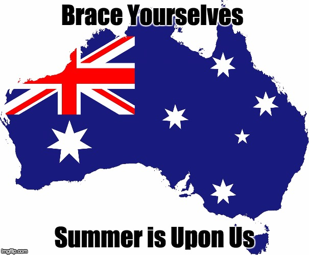 Brace Yourselves Summer Is Coming: Image Tagged In Winter Is Coming