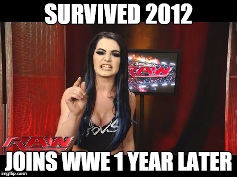 Paige Rage Memes Imgflip