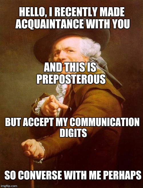 "Old time ""Call me maybe"" song 