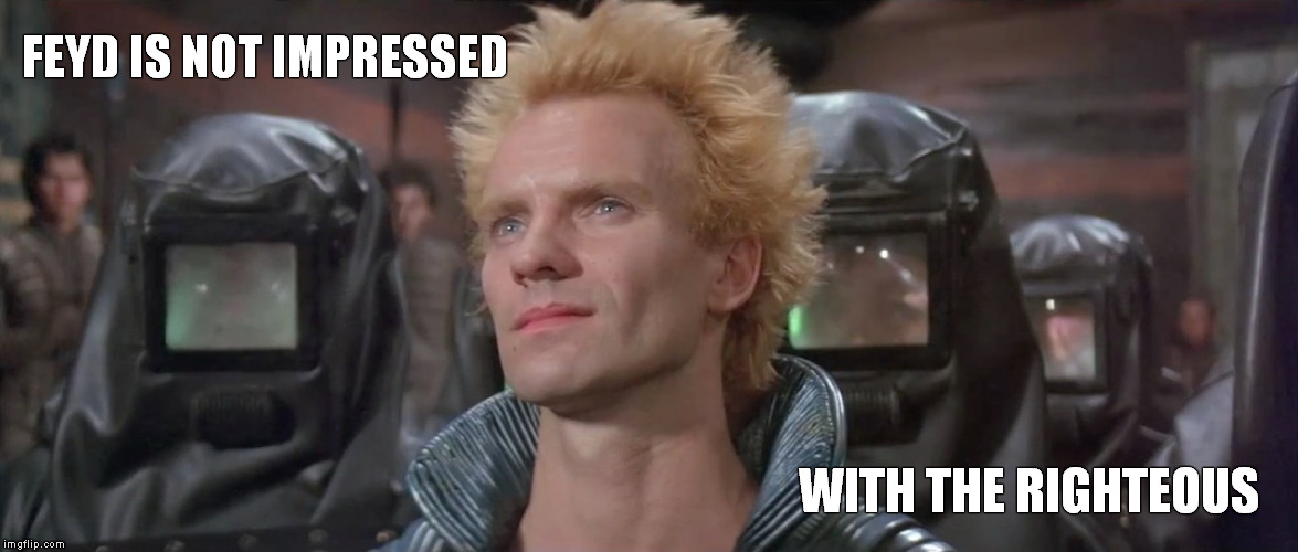 """This is a Harkonnen Animal!"" 