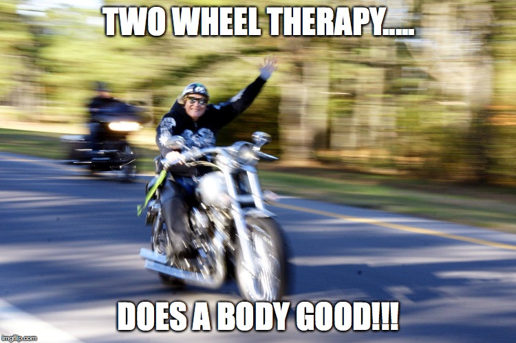 2wheel therapy imgflip