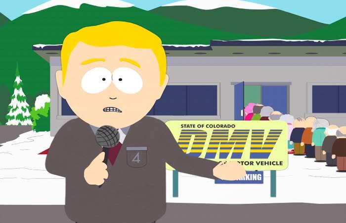 south park reporter meme generator imgflip