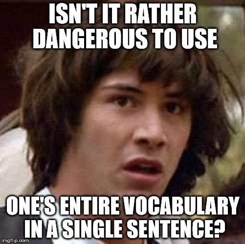 vocabulary meme