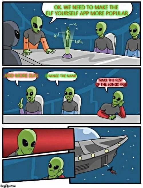 Alien Meeting Suggestion Meme - Imgflip