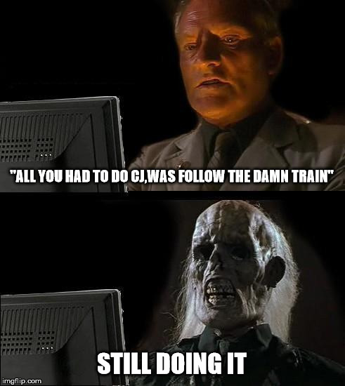 Gta San Andreas Facebook Mems: Ill Just Wait Here Meme