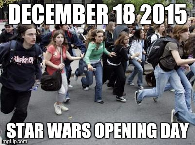 Star wars opening date in Perth