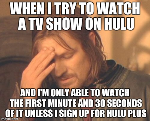 how to get hulu without credit card