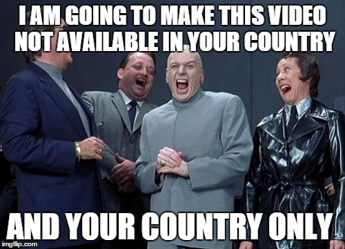 vas0j the people that censor a video in your country imgflip