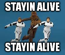 STAYIN ALIVE STAYIN ALIVE | made w/ Imgflip meme maker