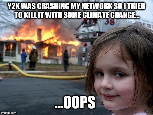 Disaster Girl Meme Imgflip