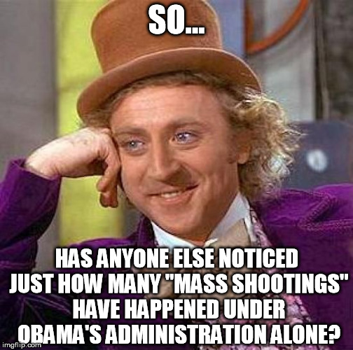 "I mean honestly, who uses a ""mass shooting"" as a political tool? 