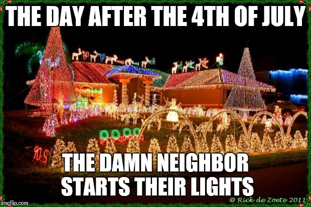 Merry Christmas In July Meme.Christmas Imgflip