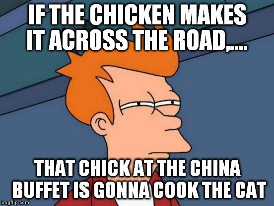 Demotivational Fried Chicken: Gordon Ramsey