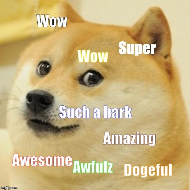 Amazing Meme: Doge Meme