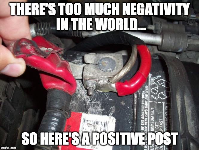 Car Battery Memes