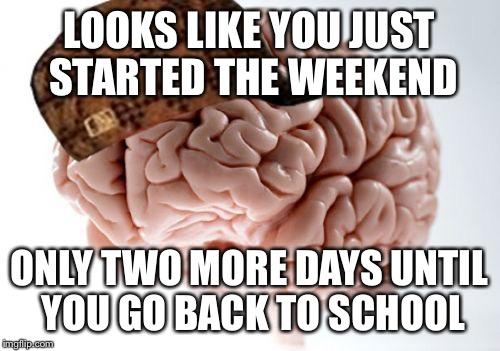 Scumbag Brain Meme - Imgflip - 53.0KB