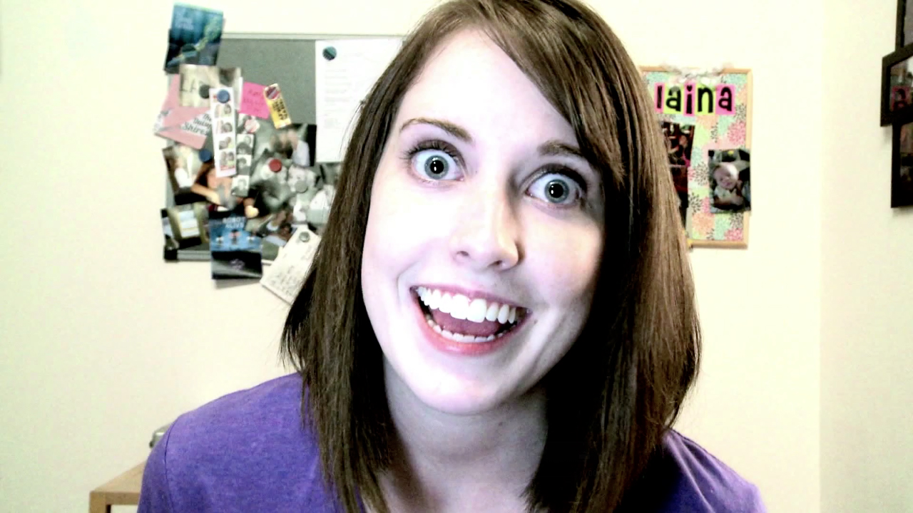 vol1p?a418080 overly attached girlfriend 2 meme generator imgflip,Overly Attached Girlfriend Meme Generator