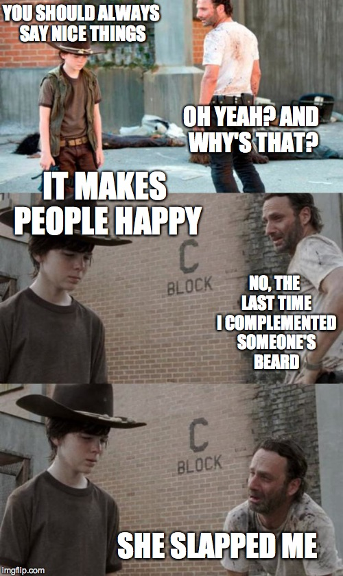 vqkty rick and carl 3 meme imgflip