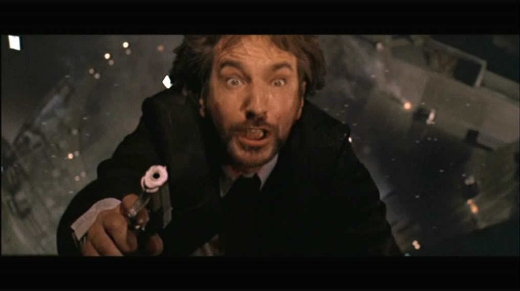 Hans Gruber fall Blank Template - Imgflip