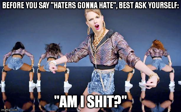 Things I Hate People Asking For: Taylor Swift