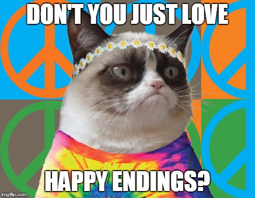 DON'T YOU JUST LOVE HAPPY ENDINGS? | made w/ Imgflip meme maker