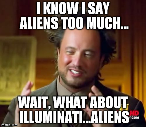 how to say alien in german
