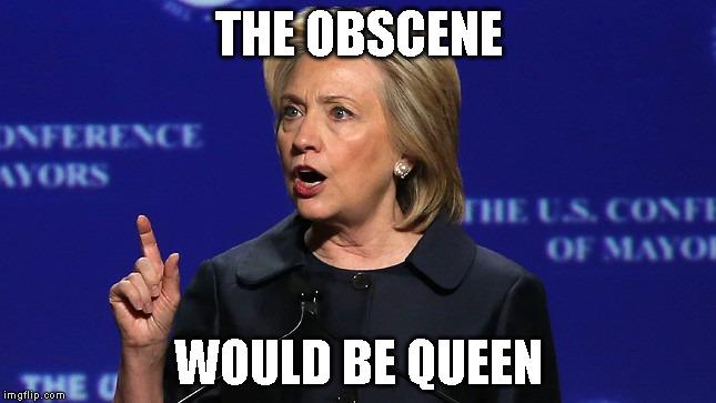 w2e1q hillary clinton lying democrat liberal imgflip,Hillary Clinton Meme Queen