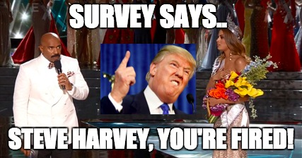 Survey Says Meme Steve Harvey - Imgflip