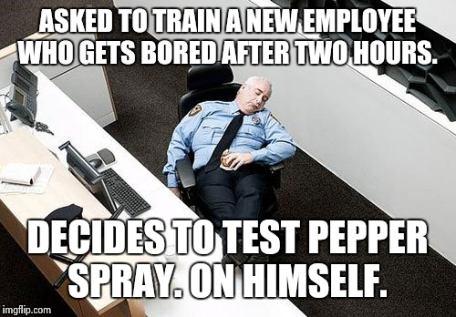 Funny Memes For Employees : On the job training imgflip