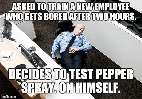 Funny Training Meme : On the job training imgflip