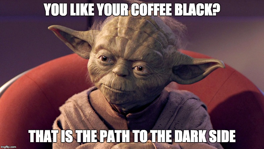 w9gyz that is the path to the dark side imgflip