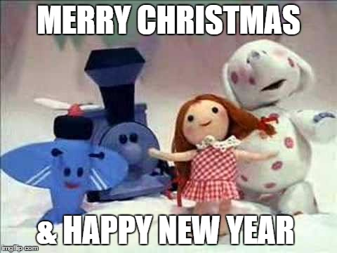 Merry Christmas  | MERRY CHRISTMAS & HAPPY NEW YEAR | image tagged in rudolph | made w/ Imgflip meme maker