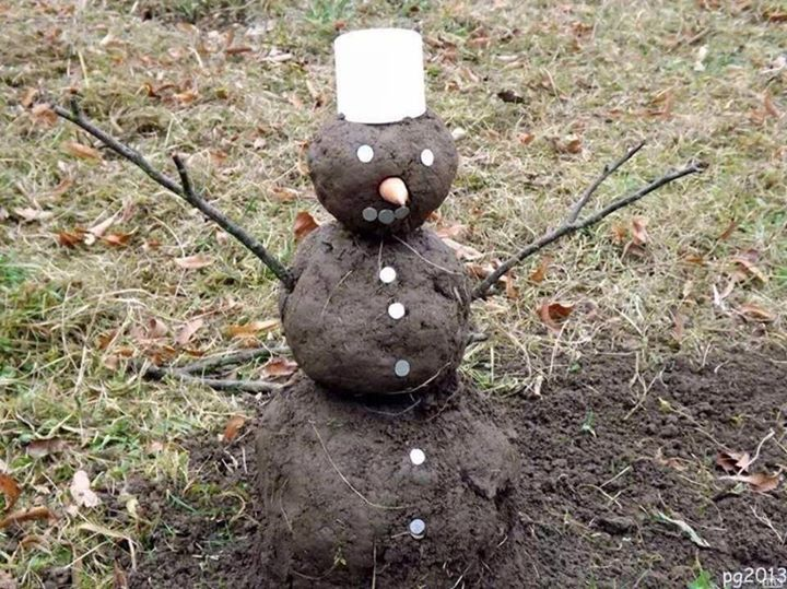 waiwo mud snowman blank template imgflip