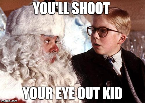 ralphie christmas story 1 - When Was Christmas Story Made