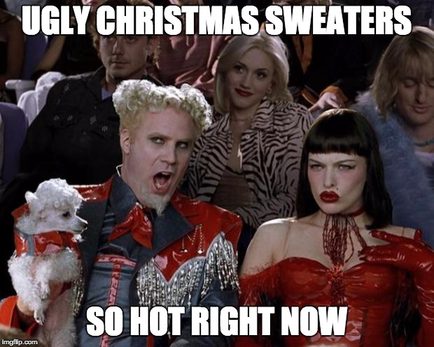 Mugatu So Hot Right Now Meme