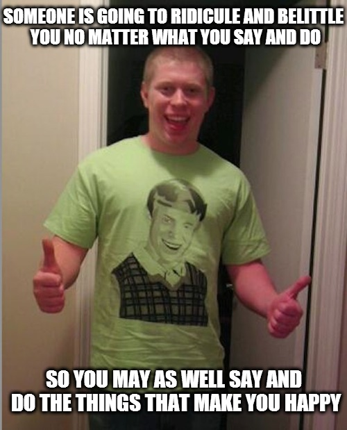 The real bad luck brian imgflip Things that give you bad luck