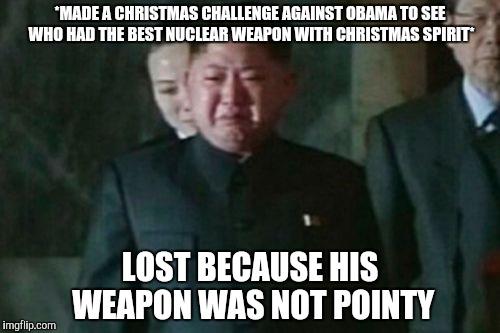 Kim Jong Un Sad Meme - Imgflip