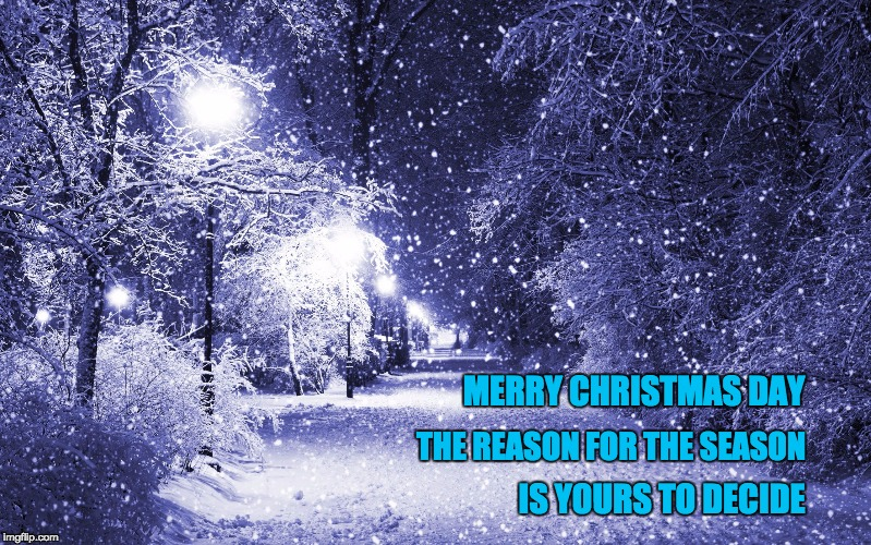 Christmas Haiku | MERRY CHRISTMAS DAY IS YOURS TO DECIDE THE REASON FOR THE SEASON | image tagged in christmas,haiku | made w/ Imgflip meme maker