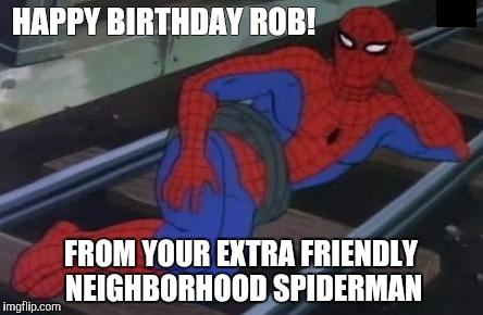 Sexy Railroad Spiderman Meme Imgflip