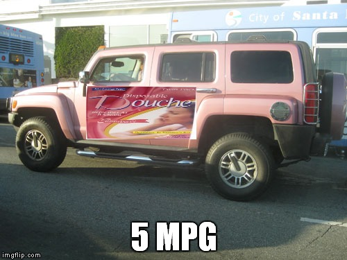 5 MPG | made w/ Imgflip meme maker