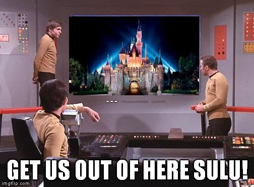 GET US OUT OF HERE SULU! | made w/ Imgflip meme maker