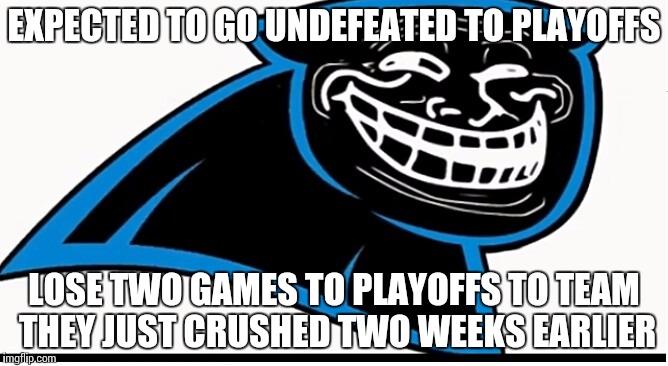 Carolina Panthers Losing Memes 2018 |Panthers Lose Meme