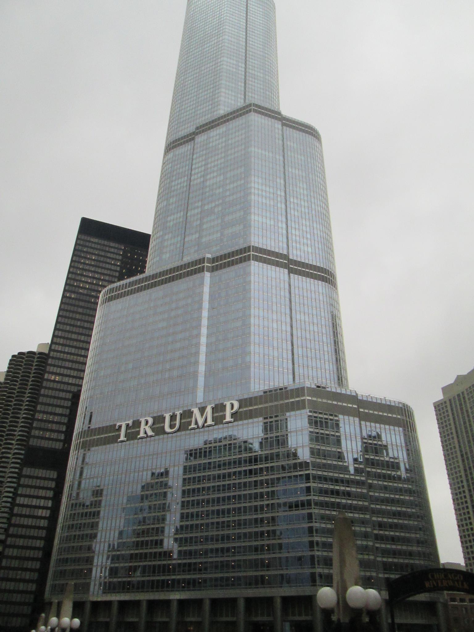 Trump Tower Blank Template Imgflip
