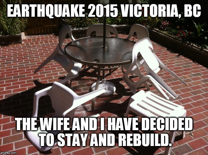 wl0bx earthquake 2015 victoria bc imgflip