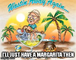 I'LL JUST HAVE A MARGARITA THEN | made w/ Imgflip meme maker