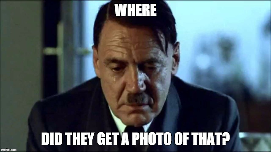 WHERE DID THEY GET A PHOTO OF THAT? | made w/ Imgflip meme maker