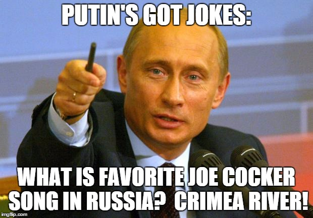 Good Guy Putin Meme Imgflip