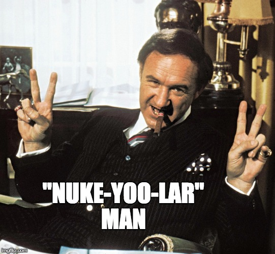 """NUKE-YOO-LAR"" MAN 