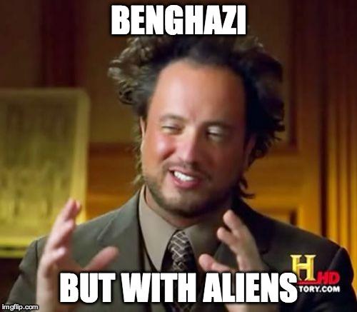 benghazi with aliens